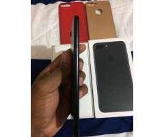 IPhone 7 Plus 32 turbo Sim Limpio