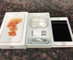 Vendo iphone 6s de 128gb plus