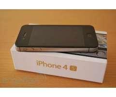 iphone 4s 16GB desbloqueados para todas las compañias blancos m01