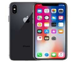 Iphone X 64GB Space Gray NUEVO!!