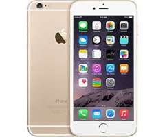 iphone 6 plus gold de 16gb SPRINT incluyo el turbo SIM
