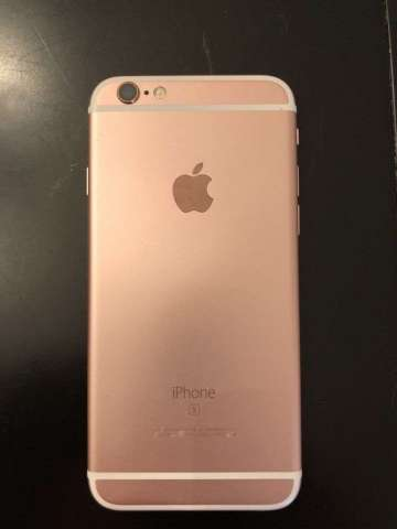 IPhone 6s Rosado de 16 Gb