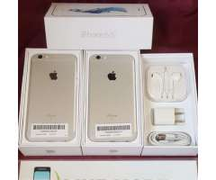 IPHONE 6S SILVER - 64GB -
