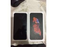 Iphone 6s plus 32gb full factory negociable