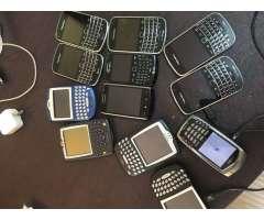Blackberry Bold todos por el mismo precio...