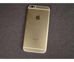IPHONE 6S 64GB CARGADOR Y CABLE  owx 53