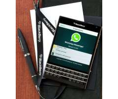 Blackberry Passport 32GB almacen y 3GB Ram