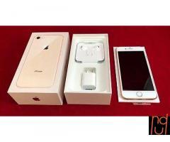 Apple iPhone 8/8 más 64 gb, 256 gb * Oro, plata, gris espacio o rojo del producto * Colores.
