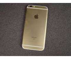 IPHONE 6S 64GB CARGADOR Y CABLE  ibe 61