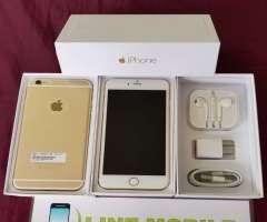 IPHONE 6 PLUS GOLD DE 64GB - UNLOCKED - 00056