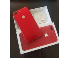 IPHONE 7 PLUS RED DE 128GB - FACTORY UNLOCKED - 0025