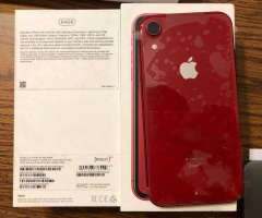 IPHONE XR 64 GB RED ROJO GOLD ////