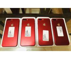 Iphone 7 Plus 128 GB PRODUCTRED (ROJO) FACTORY UNLOCKED 10 de 10
