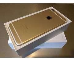 IPHONE 6 PLUS 64GB GOLD DESBLOQUEADO