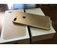 APPLE IPHONE 7 PLUS 128GB DORADO