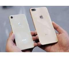 iphone 8 plus 64gb + CARGADOR