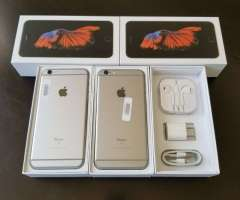 IPHONE 6S PLUS 64GB - FACTORY UNLOCKED - 625