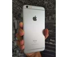 IPHONE 6S PLUS 64GB SILVER - FACTORY UNLOCKED - 237
