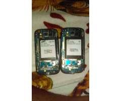 2 tarjeta de Samsung s3 + batería 600 pesos