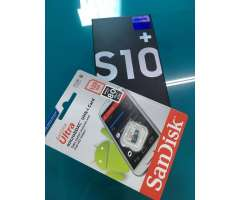 Samsung Galaxy S10 Plus 128GB - Internacional - DUAL SIM