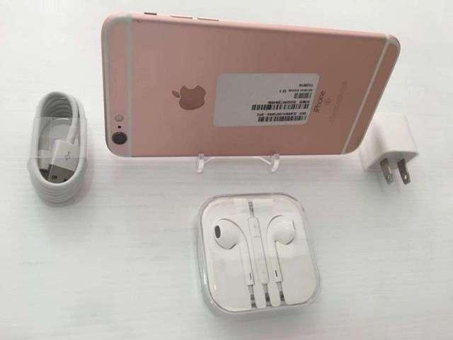 Iphone 6s plus 64gb clase A desbloqueado