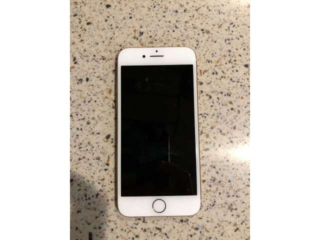 iphone 8 Desbloqueado 256GB Gold
