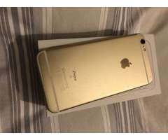 iPhone 6s Plus 128GB Desbloqueado