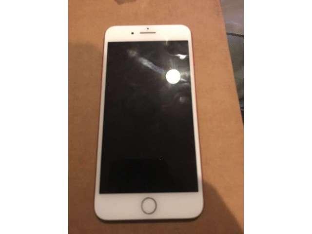 iphone 7 Plus Rojo Desbloqueado 256GB