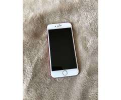 iphone 7 Rojo 256GB Desbloqueado