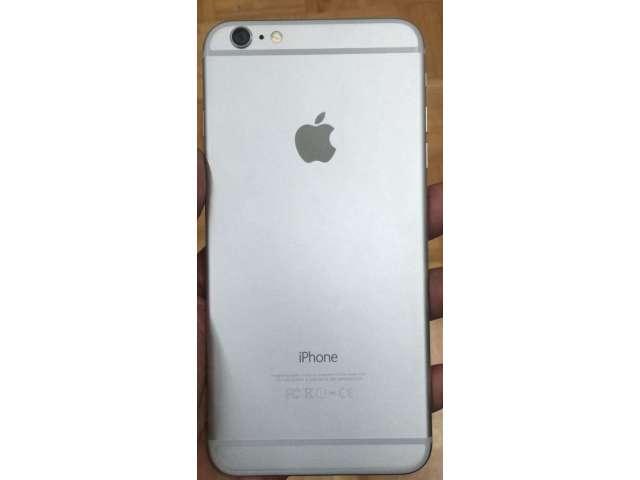iphone 6 plus 128gb silver