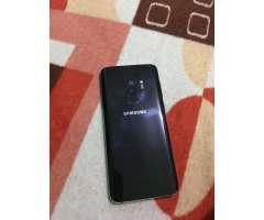 Samsung Galaxy S9 plus  Acepto cambios