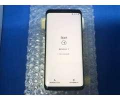 Samsung S9 Desbloqueado 128GB Negro