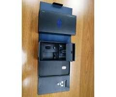 caja y accesorios de Samsung s8plus