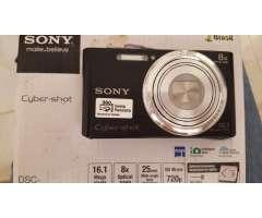 Se vende cámara Sony