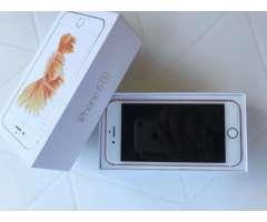Iphone 6s 64gb gold rose factory unlock