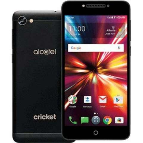 Alcatel Pulsemix 16gb Negro Desbloqueado