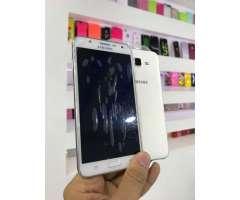 Samsung Galaxy J7 16gb Flash Delantero 4g
