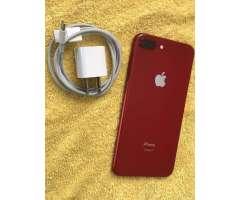 IPhone 8 Plus 64gb rojo semifactory en Santiago