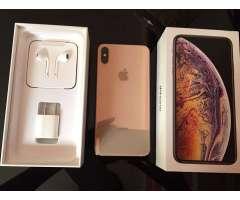 iPhone XS Max de 256 Gb Gold