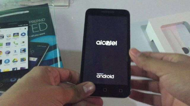 Alcatel Cameox (En caja)
