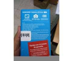 Samsung J2 CORE 16GB (Claro RD)