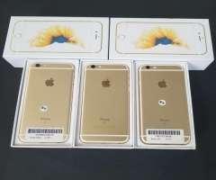 IPHONE 6S GOLD DE 64GB - FACTORY UNLOCKED