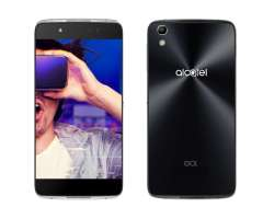 ALCATEL IDOL 4, CAMARA 13MP, FLASH FRONTAL