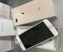 iPhone 8 PLUS - COMO NUEVO - 64GB - GOLD CLEAN IMEI