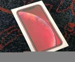 iPhone XR - NUEVO SELLADO - 64GB - CLEAN IMEI