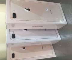 iPhone 8 PLUS 256GB, SELLADOS - CLEAN IMEI