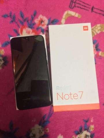 Xiaomi Redmi Note 7 Nuevo, 3 Días de uso