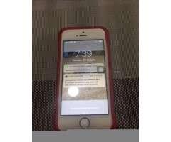 Iphone 5S en Moca 16 GB