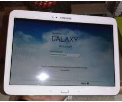 Tablet Samsung galaxy Tab 3 de 10.1 pulgadas