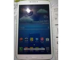 Tablet Samsung Tab 3 de chip